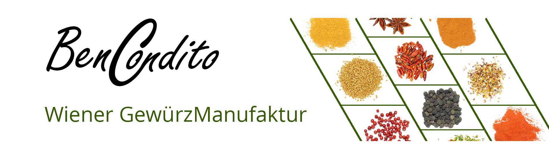 BenCondito - Wiener GewürzManufaktur