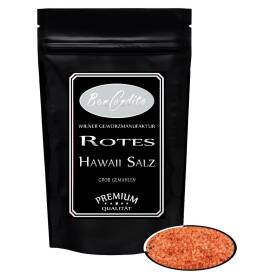 Rotes Hawaii Salz