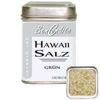 Grünes Hawaii Salz 130 gr. Dose