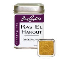 Ras el Hanout 80 Gr. Dose