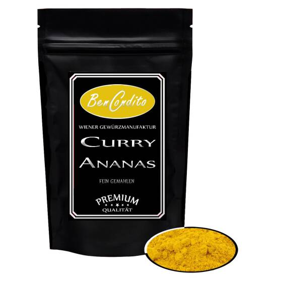 Curry (Currypulver) Ananas 500 Gramm