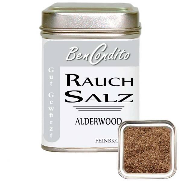 Rauchsalz Alderwood 140 Gr. Dose