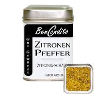 Zitronenpfeffer 80 Gr. Dose