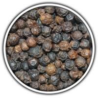 Schwarzer Malabar Pfeffer 160 Gramm