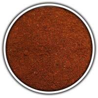 Rote Jalapeno Chili Chipotle gemahlen 500 Gramm