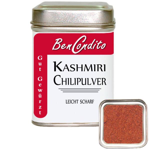 Kashmiri Chilli Pulver Dose