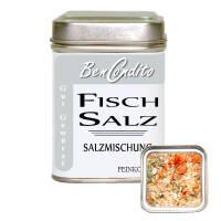 Fischgewürz mit Chili und Zitronenaroma